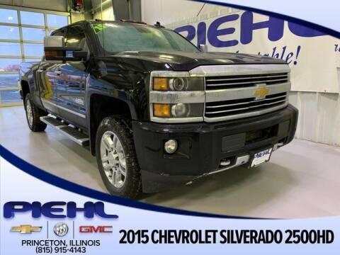 2015 Chevrolet Silverado 2500HD for sale at Piehl Motors - PIEHL Chevrolet Buick Cadillac in Princeton IL