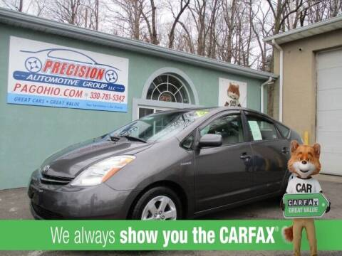 2008 Toyota Prius for sale at Precision Automotive Group in Youngstown OH