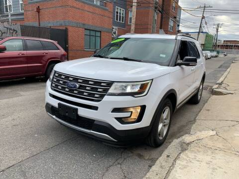 2016 Ford Explorer for sale at Rockland Center Enterprises in Roxbury MA