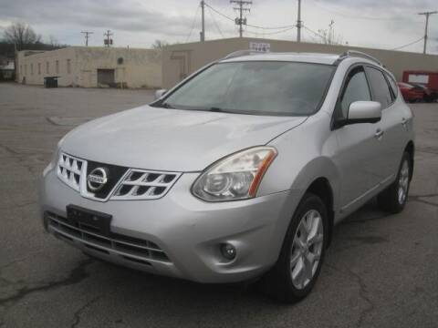 2013 Nissan Rogue for sale at ELITE AUTOMOTIVE in Euclid OH