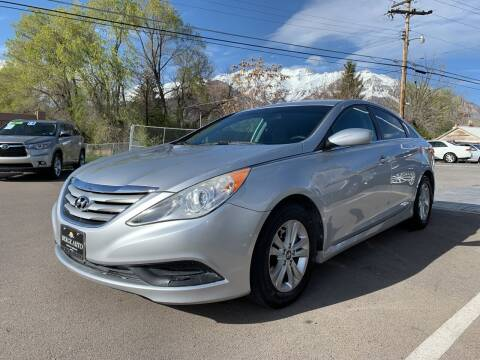 2014 Hyundai Sonata for sale at Berge Auto in Orem UT