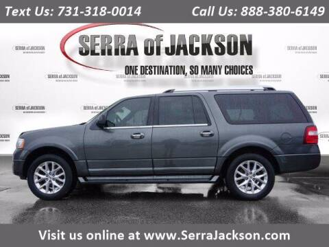 2017 Ford Expedition EL for sale at Serra Of Jackson in Jackson TN