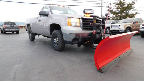 2007 GMC Sierra 2500HD for sale at Action Automotive Service LLC in Hudson NY