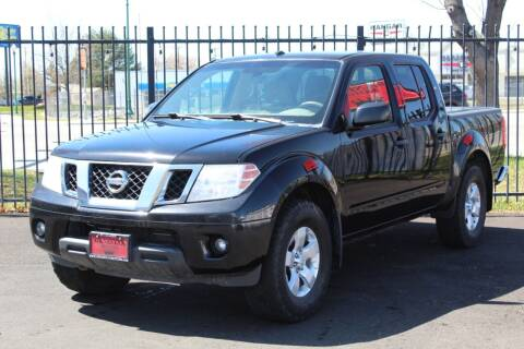2013 Nissan Frontier for sale at Avanesyan Motors in Orem UT