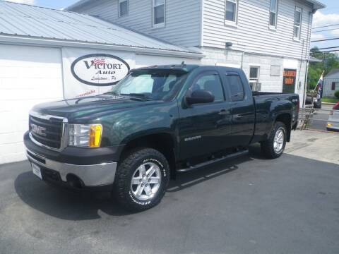 2011 GMC Sierra 1500 for sale at VICTORY AUTO in Lewistown PA