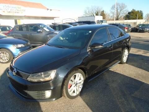 2012 Volkswagen Jetta for sale at Premium Auto Brokers in Virginia Beach VA