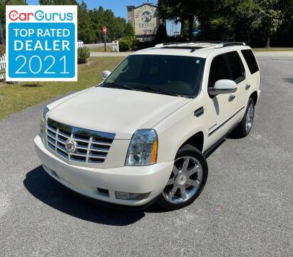 2013 Cadillac Escalade for sale at Brothers Auto Sales of Conway in Conway SC