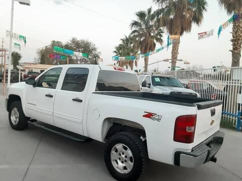 2013 Chevrolet Silverado 1500 for sale at Monaco Auto Center LLC in El Paso TX