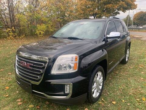 2017 GMC Terrain for sale at CItywide Auto Credit in Oregon OH