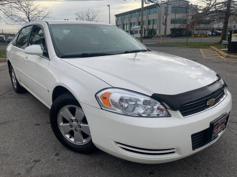 2007 Chevrolet Impala for sale at JerseyMotorsInc.com in Teterboro NJ