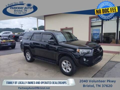 2014 Toyota 4Runner for sale at PARKWAY AUTO SALES OF BRISTOL in Bristol TN