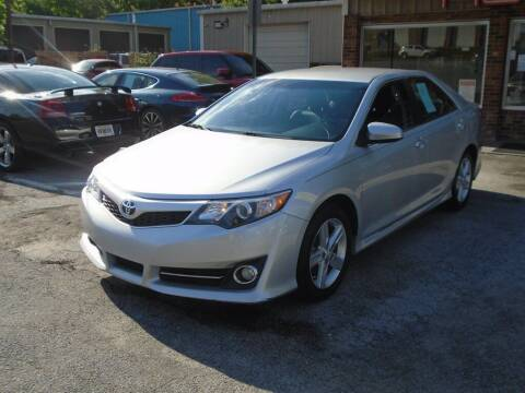2014 Toyota Camry for sale at AutoStar Norcross in Norcross GA