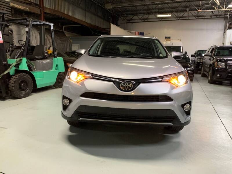 2018 Toyota RAV4 for sale at GROUP AUTO IMPORT & EXPORT in Newark NJ