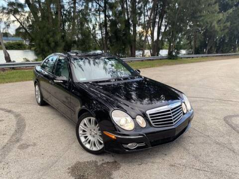 2008 Mercedes-Benz E-Class for sale at Exclusive Impex Inc in Davie FL