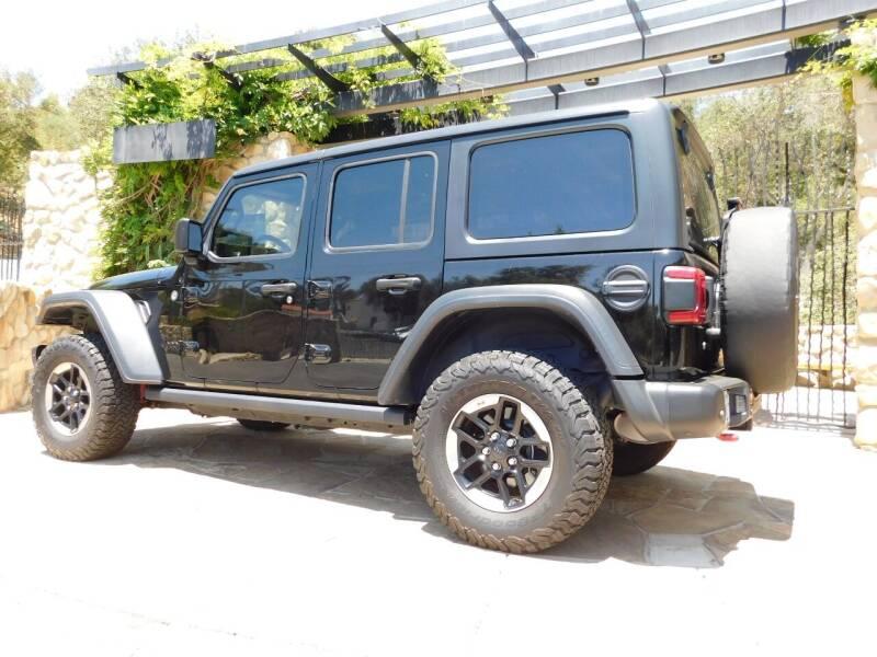 2018 Jeep Wrangler Unlimited for sale at Milpas Motors in Santa Barbara CA