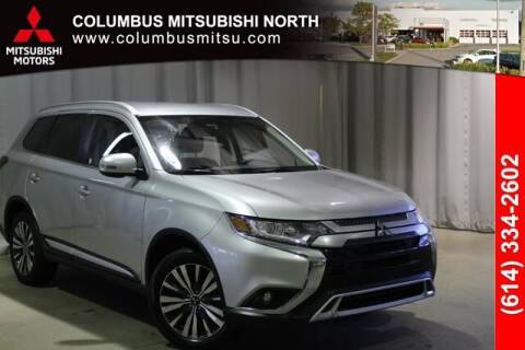 2020 Mitsubishi Outlander for sale at Auto Center of Columbus - Columbus Mitsubishi North in Columbus OH