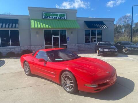 2000 Chevrolet Corvette for sale at Cross Motor Group in Rock Hill SC
