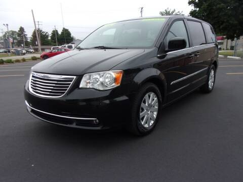 2013 Chrysler Town and Country for sale at Ideal Auto Sales, Inc. in Waukesha WI