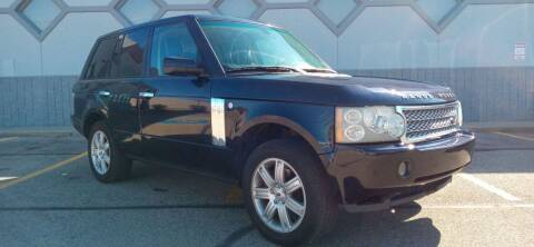 2007 Land Rover Range Rover for sale at Double Take Auto Sales LLC in Dayton OH