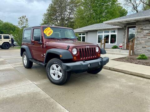 2007 Jeep Wrangler for sale at 1st Choice Auto, LLC in Fairview PA