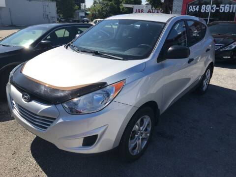 2010 Hyundai Tucson for sale at CARSTRADA in Hollywood FL