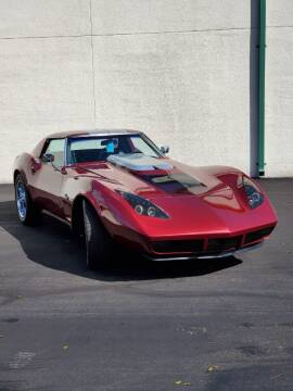 1973 Chevrolet Corvette for sale at VA Leasing Corporation in Doral FL