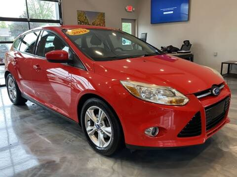 2012 Ford Focus for sale at Crossroads Car & Truck in Milford OH