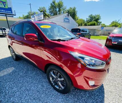 2015 Hyundai Tucson for sale at HonduCar's AUTO SALES LLC in Indianapolis IN