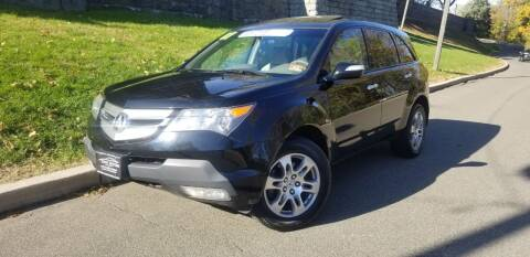 2007 Acura MDX for sale at ENVY MOTORS LLC in Paterson NJ