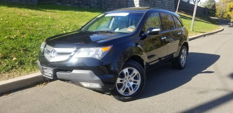 2007 Acura MDX for sale at ENVY MOTORS in Paterson NJ