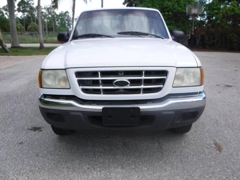 2002 Ford Ranger for sale at Seven Mile Motors, Inc. in Naples FL