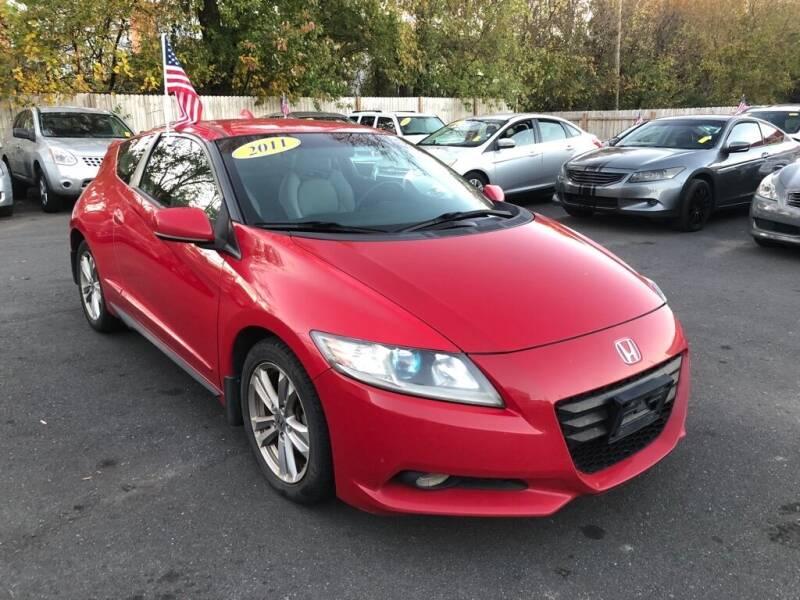 2011 Honda CR-Z for sale at Auto Revolution in Charlotte NC