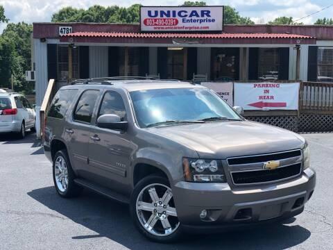 2012 Chevrolet Tahoe for sale at Unicar Enterprise in Lexington SC