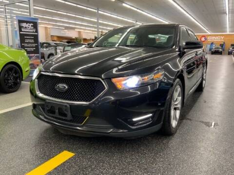 2013 Ford Taurus for sale at Dixie Motors in Fairfield OH