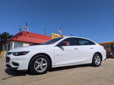 2018 Chevrolet Malibu for sale at CarZoneUSA in West Monroe LA