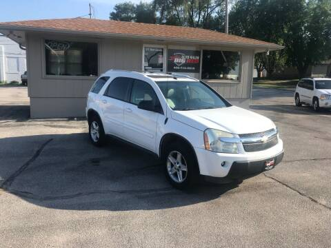 2005 Chevrolet Equinox for sale at Big Red Auto Sales in Papillion NE