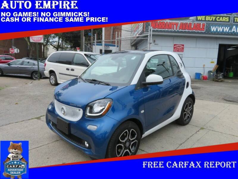 2017 Smart fortwo electric drive for sale at Auto Empire in Brooklyn NY