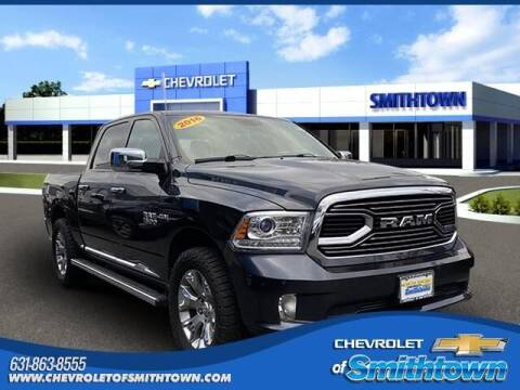 2016 RAM Ram Pickup 1500 for sale at CHEVROLET OF SMITHTOWN in Saint James NY