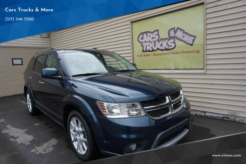 2014 Dodge Journey for sale at Cars Trucks & More in Howell MI