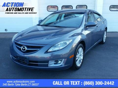 2010 Mazda MAZDA6 for sale at Action Automotive Inc in Berlin CT