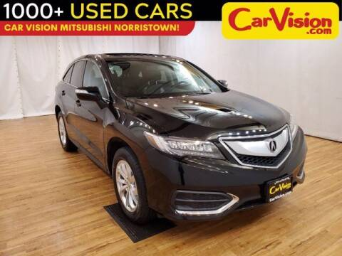 2018 Acura RDX for sale at Car Vision Buying Center in Norristown PA