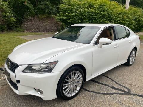 2013 Lexus GS 350 for sale at Padula Auto Sales in Braintree MA