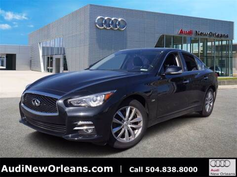 2017 Infiniti Q50 for sale at Metairie Preowned Superstore in Metairie LA