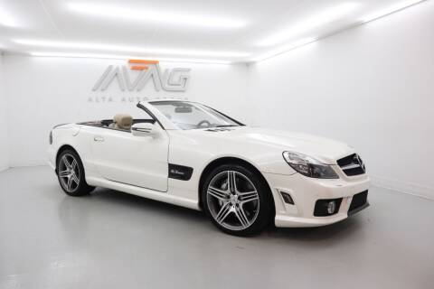 2011 Mercedes-Benz SL-Class for sale at Alta Auto Group LLC in Concord NC