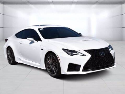 2020 Lexus RC F for sale at BOB ROHRMAN FORT WAYNE TOYOTA in Fort Wayne IN