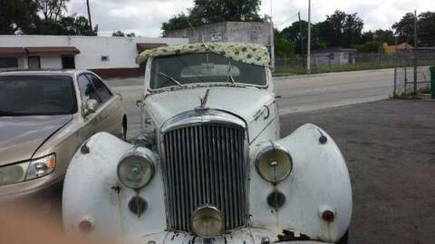 1952 Bentley Mark VI for sale at Haggle Me Classics in Hobart IN