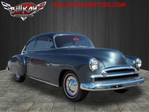 1949 Chevrolet Styleline for sale at Bill Kay Corvette's and Classic's in Downers Grove IL