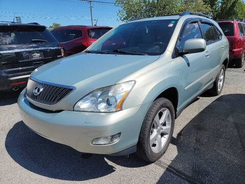 2007 Lexus RX 350 for sale at Lakeshore Auto Wholesalers in Amherst OH