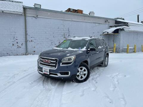 2014 GMC Acadia for sale at Santa Motors Inc in Rochester NY