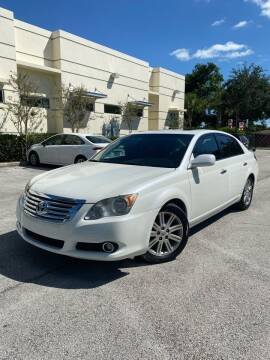 2009 Toyota Avalon for sale at Car Net Auto Sales in Plantation FL